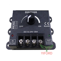 30A LED Rotary Dimmer Switch