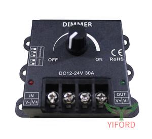 Gradateur rotatif à LED 30A