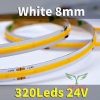 blanc 8mm 320leds 24V