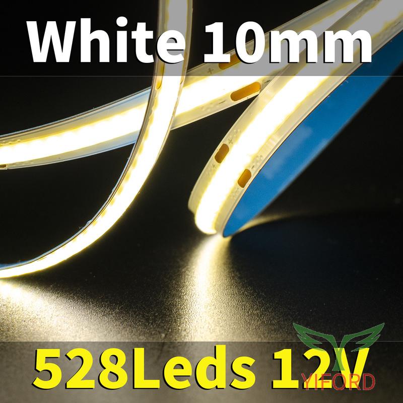 белый 10мм 528 светодиодов 12V