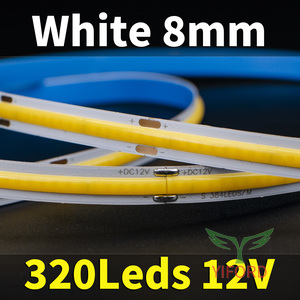blanc 8mm 320leds 12V