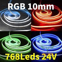 RGB 10mm 768led 24 V