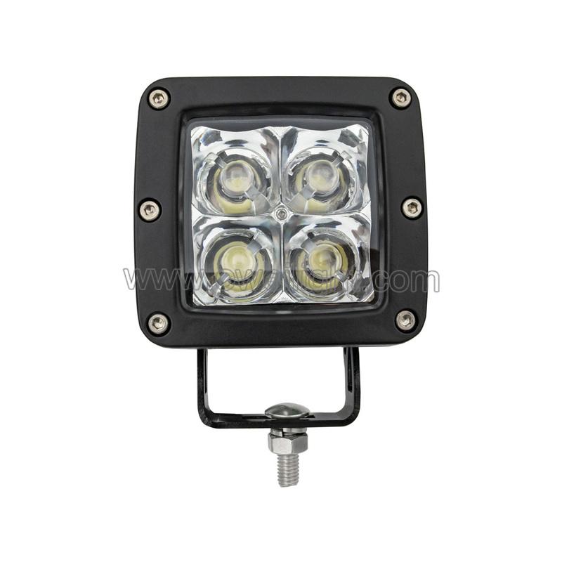 Offroad Led Work Light Led Driving Light Spot Beam for ATV SUV 4x4 Truck Vehicle