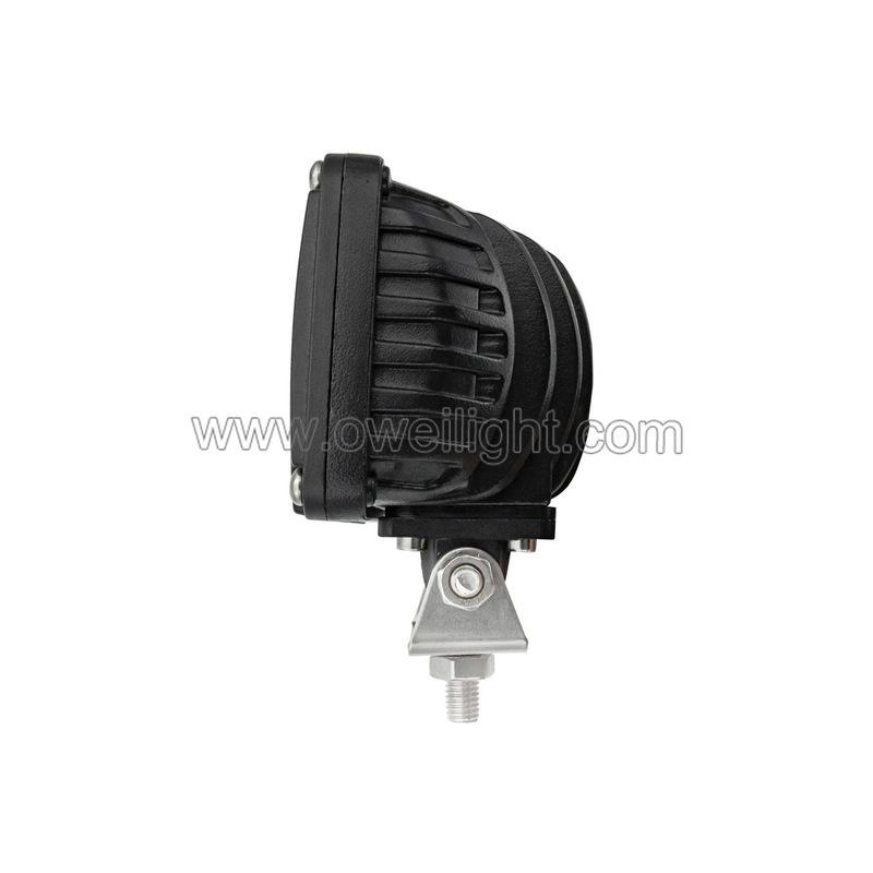 Rectangle Auto Lights Automotive Car 40W High Power LED Work Light Lamp