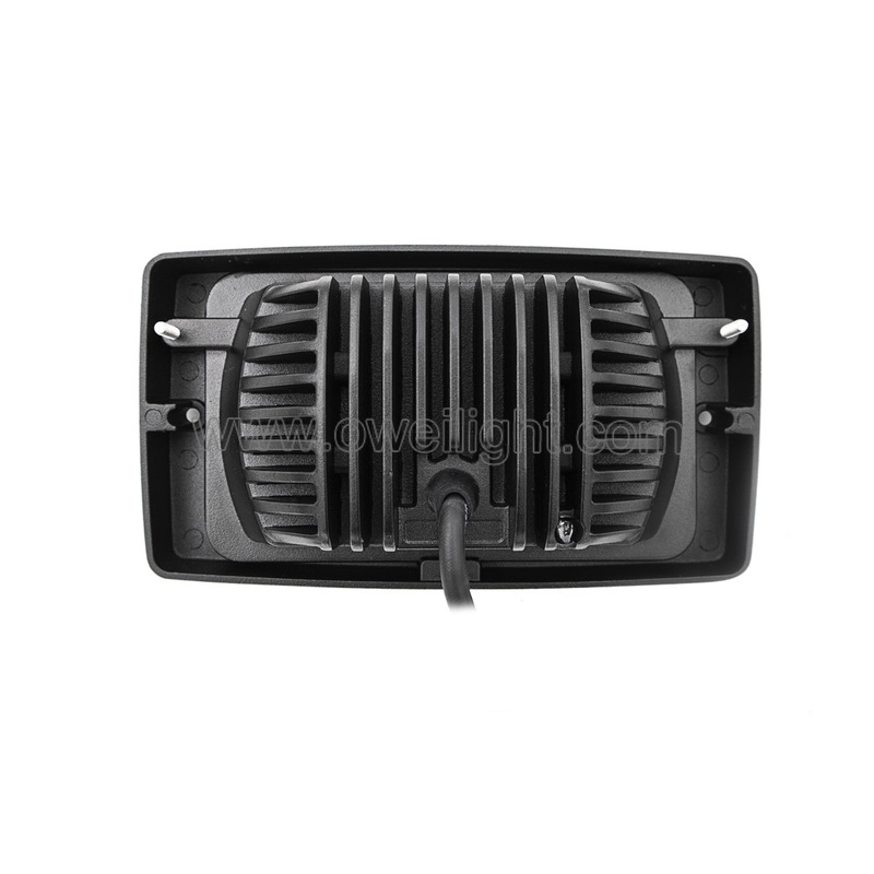 40w rectangle Agricultural Light  Embedded lamp