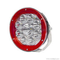 Car Accessories Round 90W LED Fog Lights Driving Lamps 8100 lumen LED Driving Light