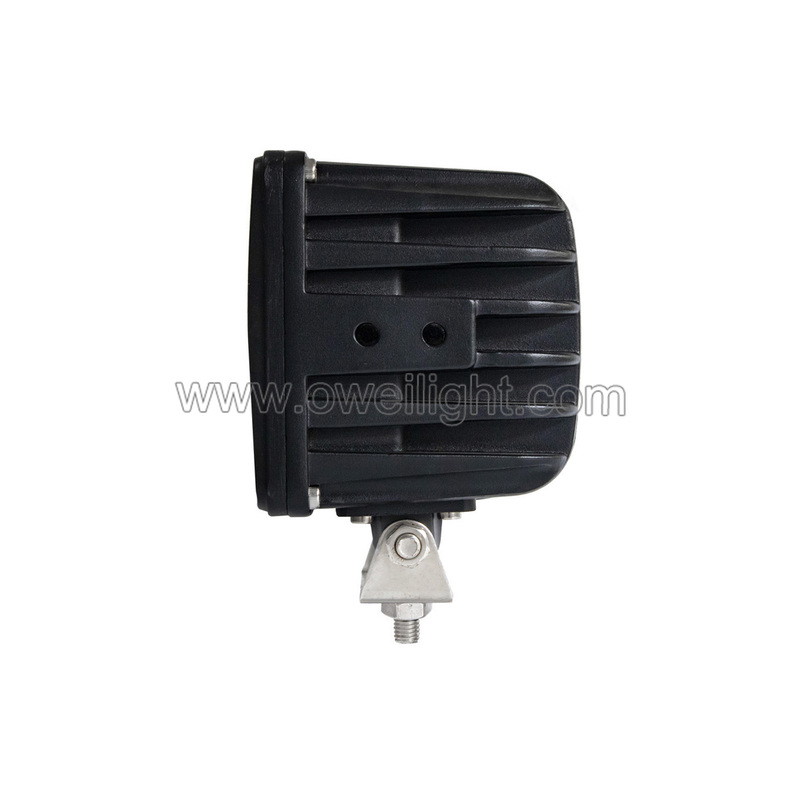 60W LED Work Light Working Lamp For Trucks & Agricultural Machinery IP68 CE RoHS Approved