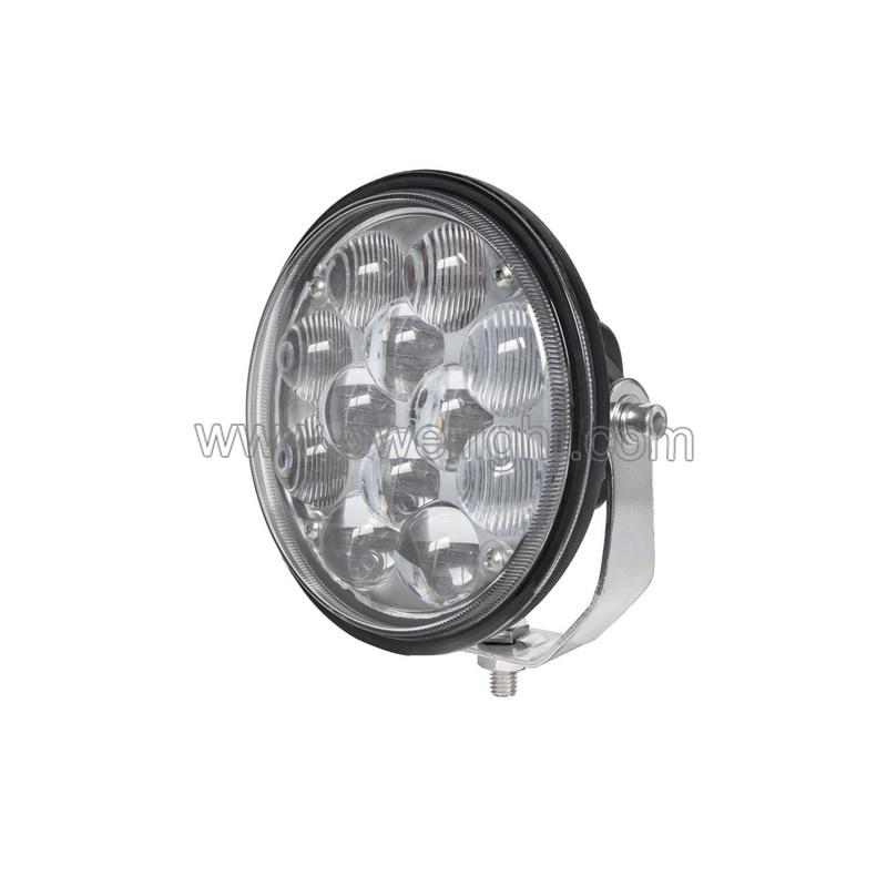 36W Auto Car Accessories Brightest Headlights For Trucks