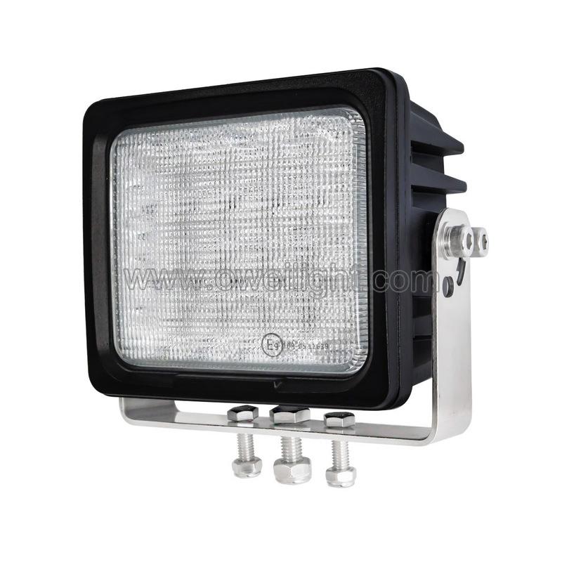best  high power 100w super bright led work light for Heavy Duty Machinery Industrial Trucks & Car