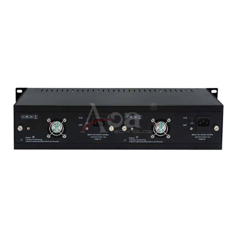 网管型工业级交换机