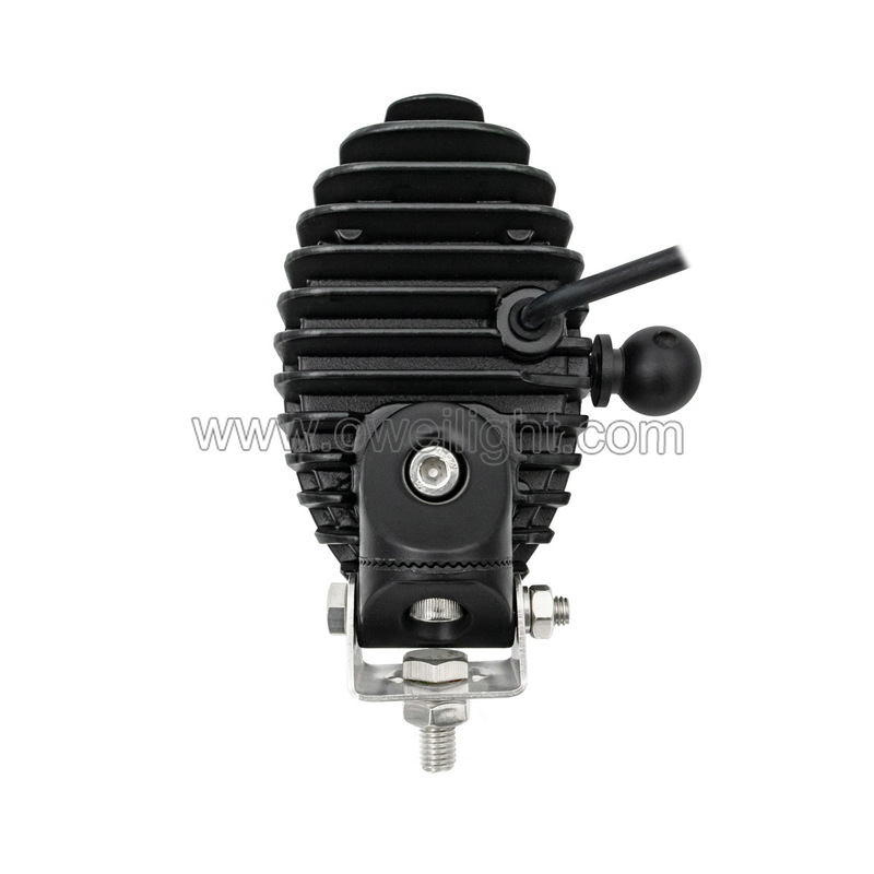40w Square Tractor LED Work Lamplight Led Light for Class Tractors Agriculture Vehicles