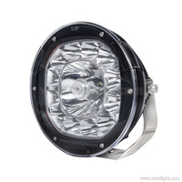105W 7 Inch Round Off Road Driving Lamps LED Work Light