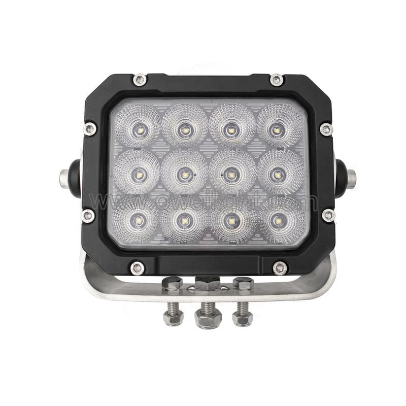 High Power 120W LED Light For Construction Work