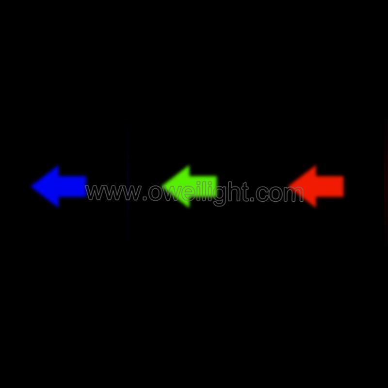 15W Arrow LED Forklift Safety Light