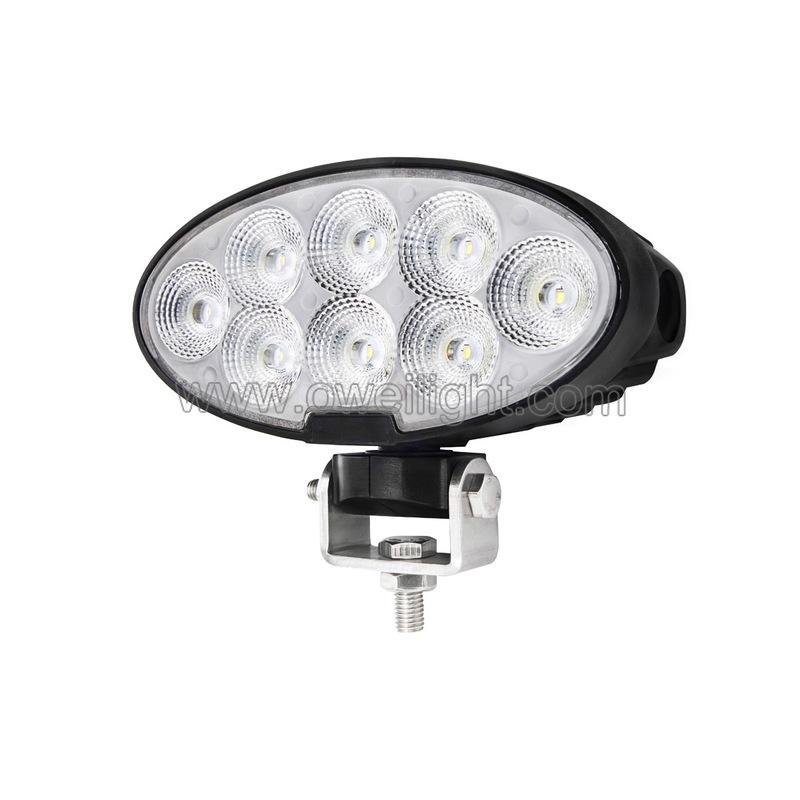 High-brightness High-power 80W Agricultural LED Flood Lights