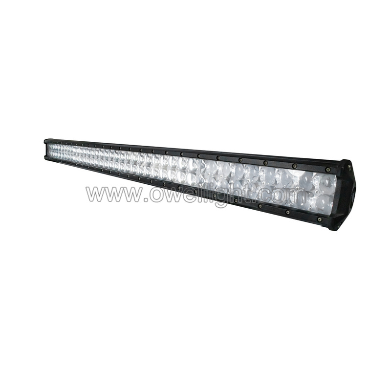 18W-324W Double Row Led Light Bar For Trucks SUV Off-road