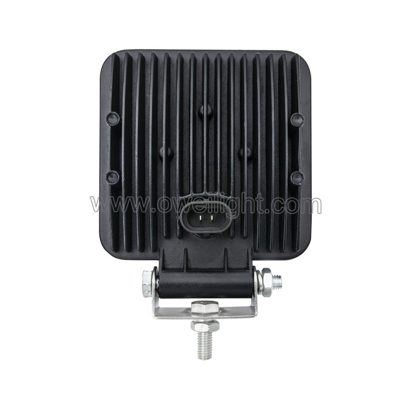 15W LED Work Light For Trucks & Agricultural Machinery IP68 Grade Waterproof Approved