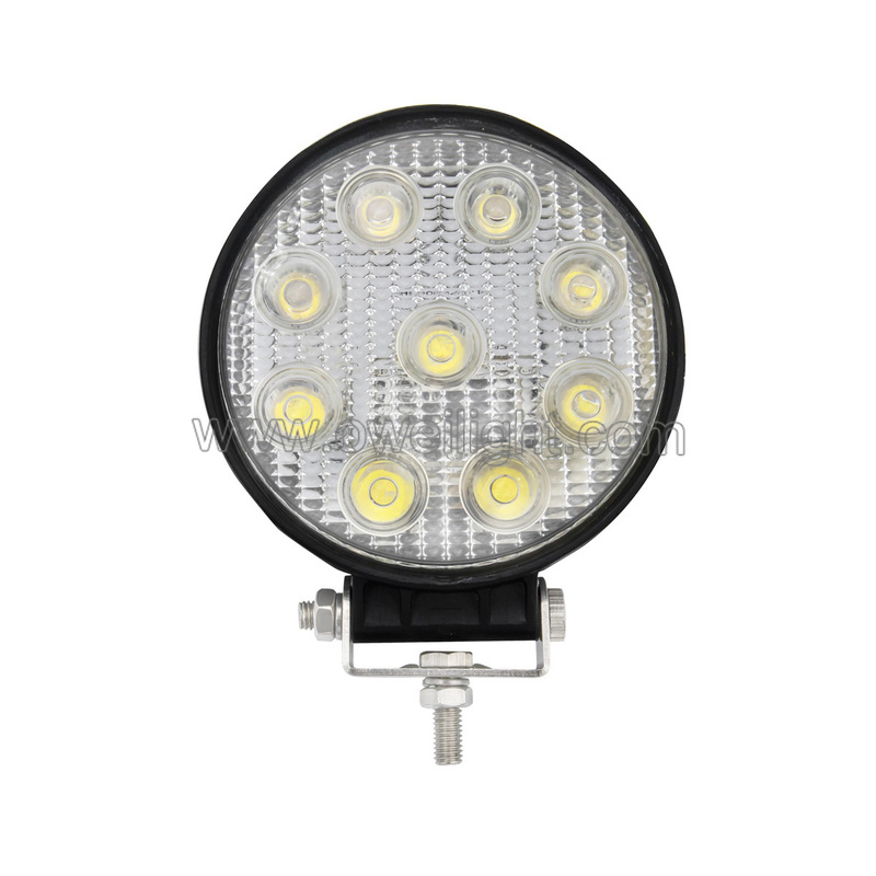 EMC approved 18W LED Work Light for Tractor SUV ATV