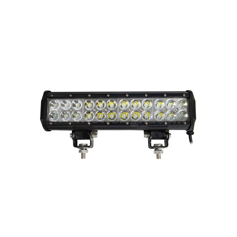 18W-324W Single Row Led Light Bar for trucks SUV Off-road