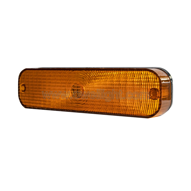 9W Signal Light LED Warning Light Safety Light For Agricultural Machinery