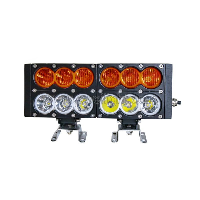 60W-600W High power and high brightness Double row Row Led Light Bar for trucks SUV Off-road