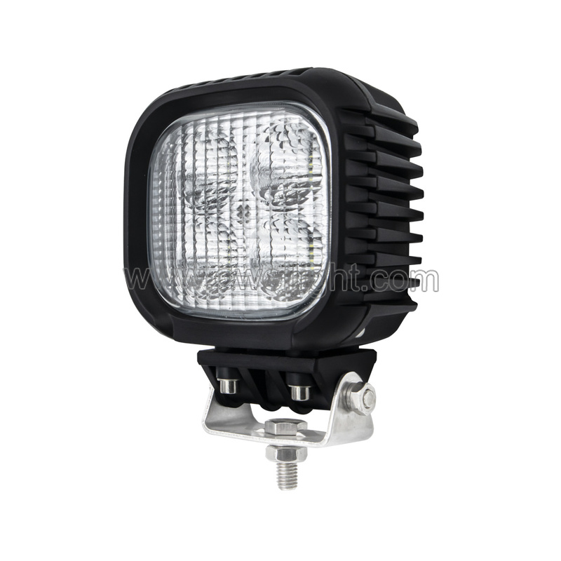40w led work light working motorcycle offroad led light