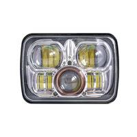 54W Power Headlamp Car Accessories LED Tractor Headlights