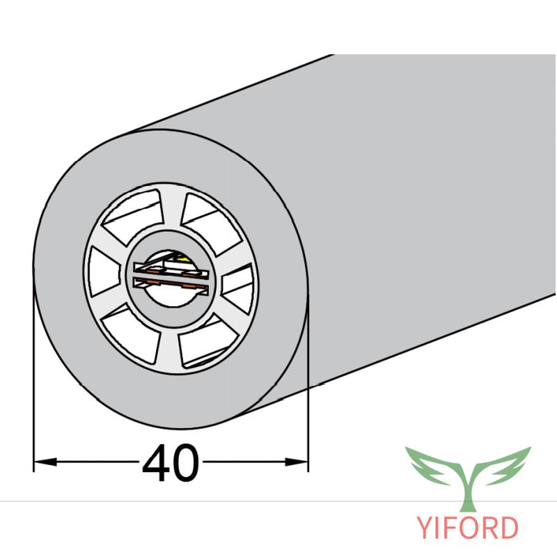 LED Neon Flex Round 40mm