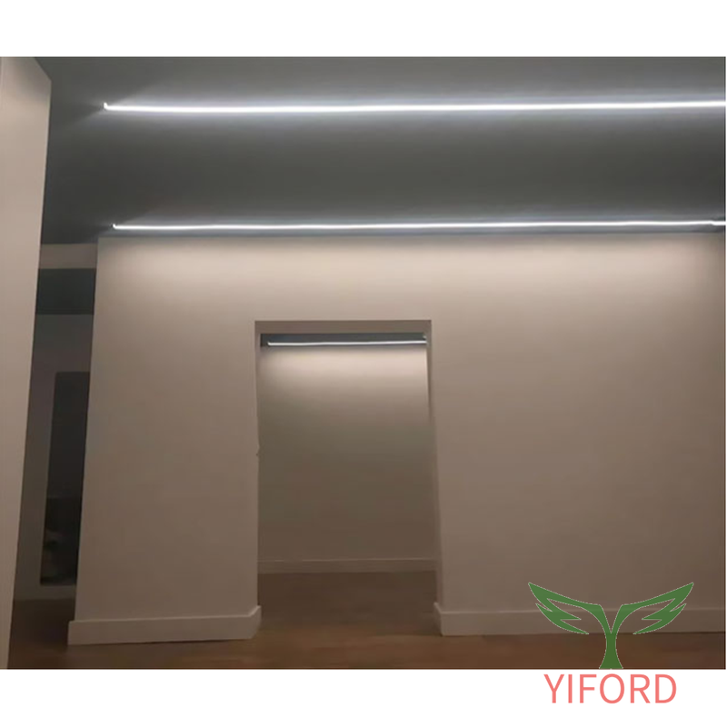 Silicone LED Neon Strip 10*10mm Top View