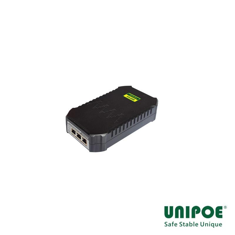 2-Port Gigabit+1GE PoE Switch