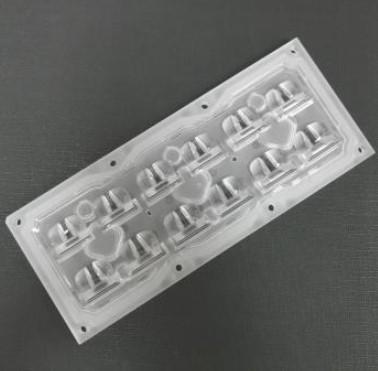 5050 led 12in1 LED Optical Lens Muti-angle Street Light Flood light LED Lenses Multi-lens Module