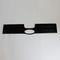 FORD RANGER T6 2012 TAIL GATE NUDGE COVER (UPPER) SMOOTH MATTE BLACK