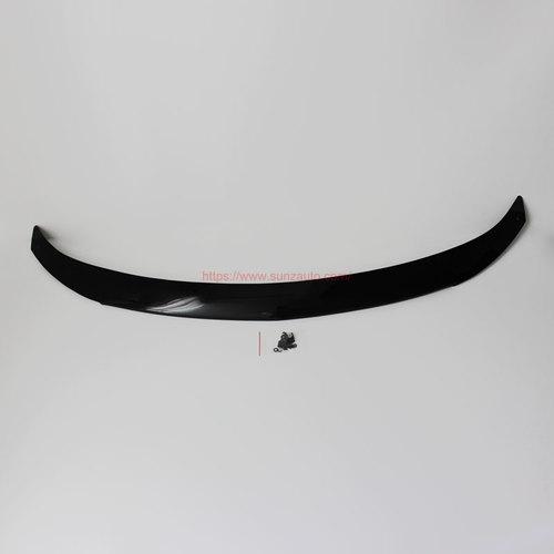 MITSUBISHI L200 TRITON 2015 BONNET GUARD BLACK
