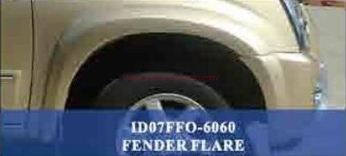 D-MAX 07 FENDER FLARE OEM DESIGN