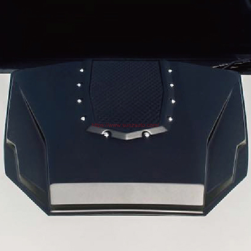 NP300 14 BONNET SCOOPS COVER WITH NUTS