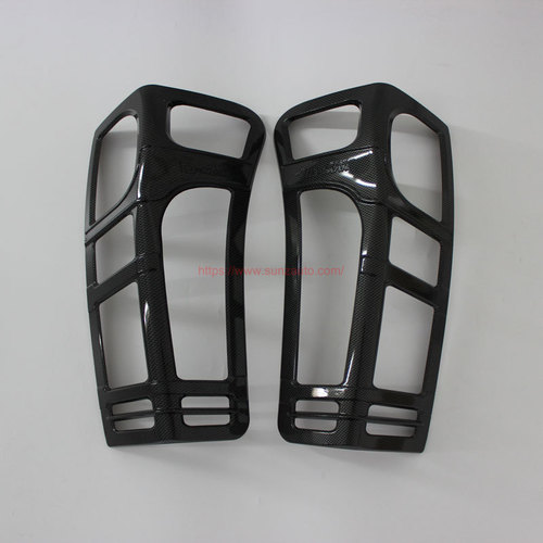 D-MAX 16 TAIL LIGHT COVER