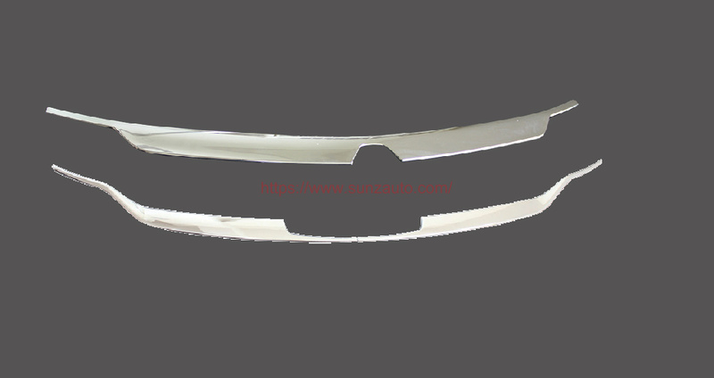 PAJERO SPORT 15 FRONT GRILL COVER