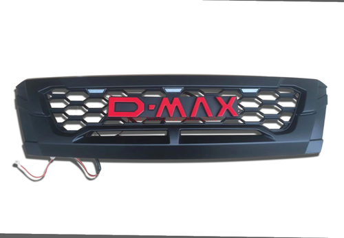 D-MAX 16 FRONT GRILL COVER