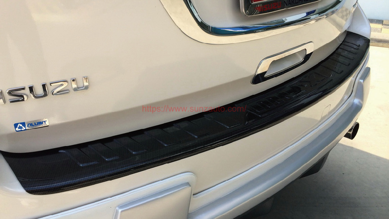 MUX 17 REAR STEP COVER