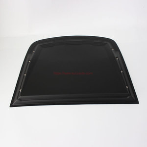 COLORADO 17 BONNET SCOOPS COVER WITH NUTS
