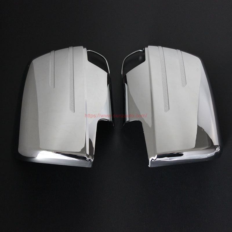 DMAX2016 Chrome Full Kits Car Accessories