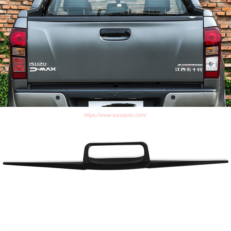 D-MAX 12 TAIL GATE COVER