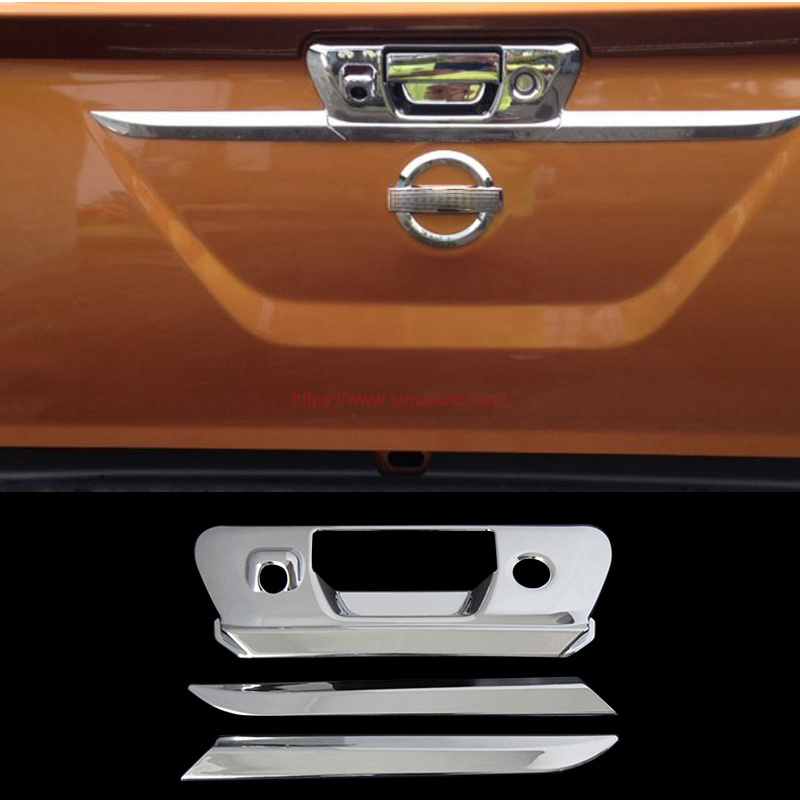 NP300 14 TAIL GATE COVER