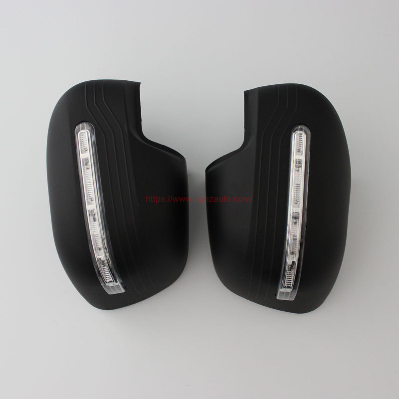 NP300 14 DOOR MIRROR COVER with led