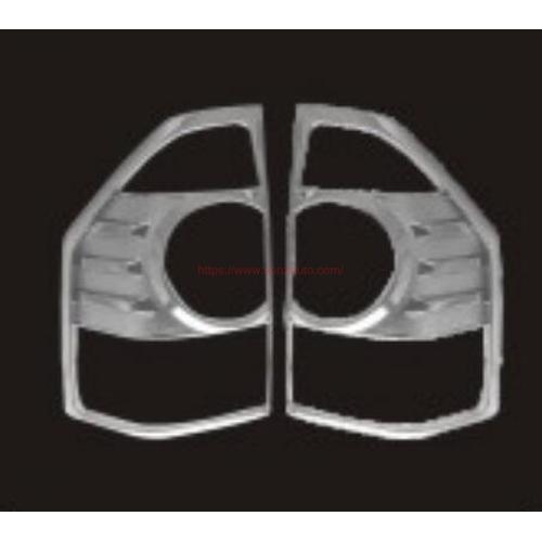 PAJERO V73 Chrome Tail Light Cover