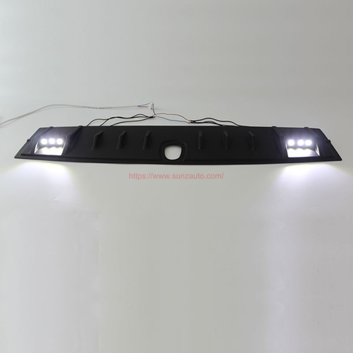 D-MAX 16 FRONT ROOF COVER