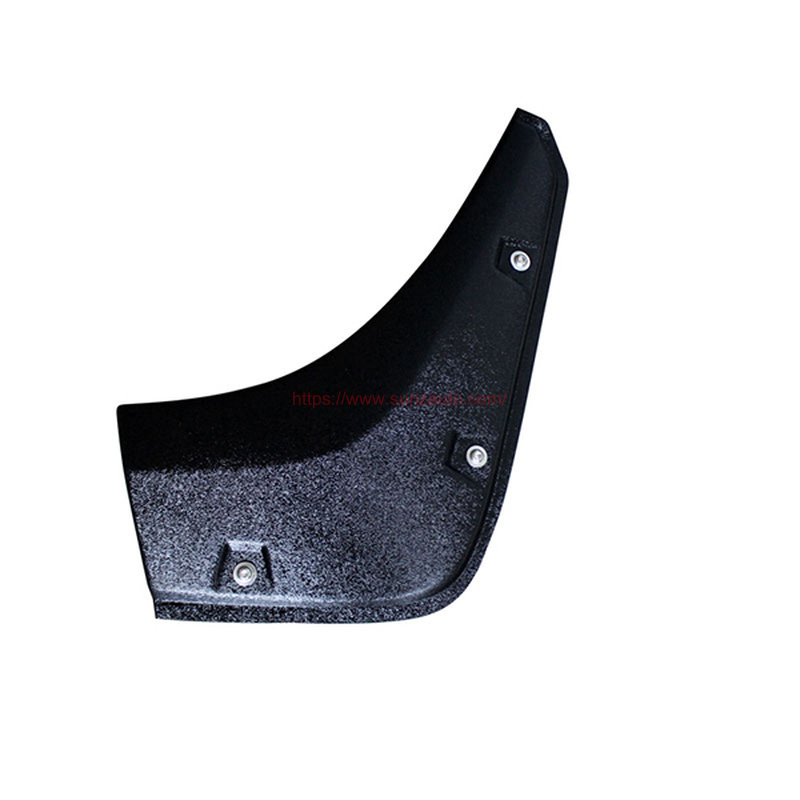 Wheel Arch ABS Plastic  Fender Flare with Bolts for Triton MR L200