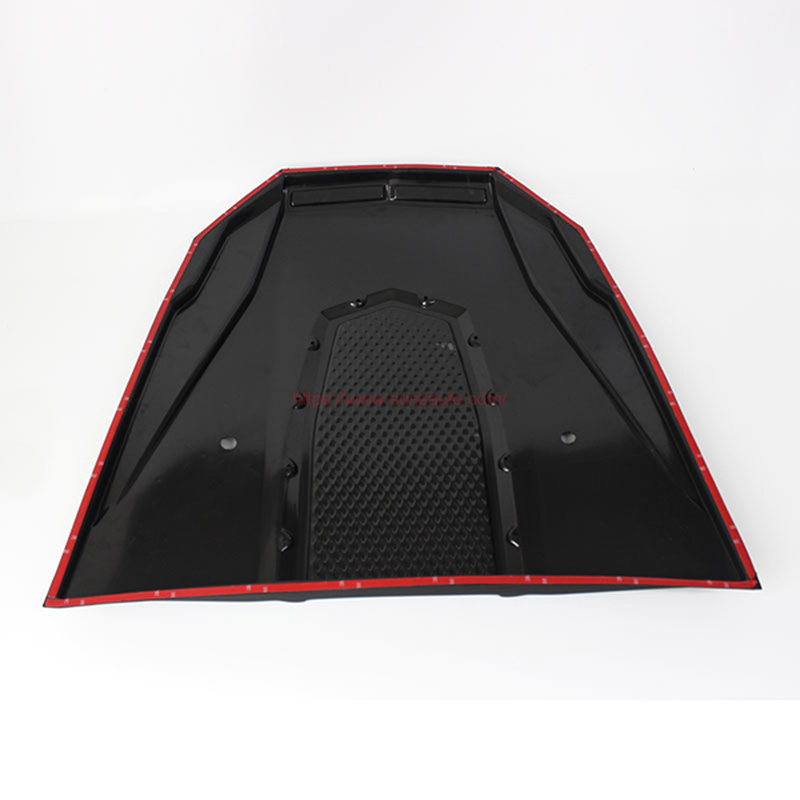 BT-50 12 BONNET SCOOPS COVER WITH NUTS