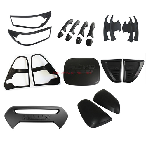 TOYOTA HILUX 2021 4X2 Full Kits