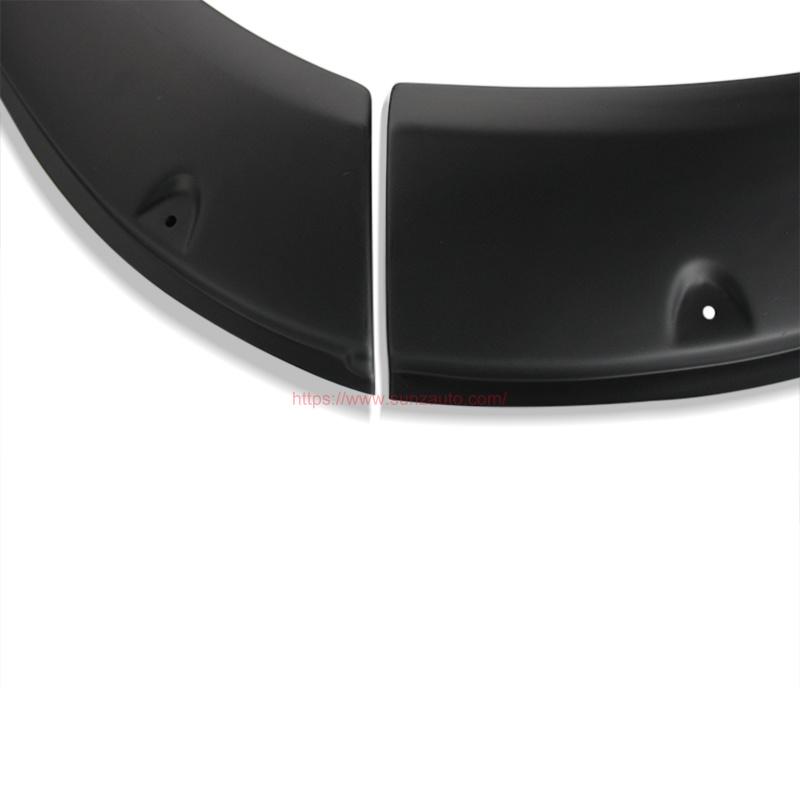 HILUX 21 4X4 FENDER FLARE MODIFIED DESIGN